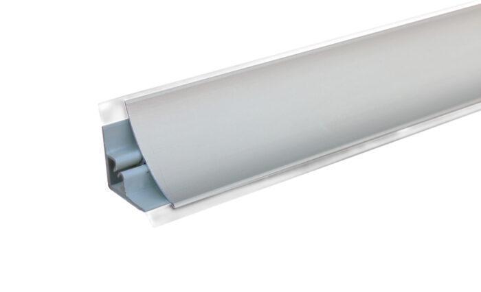 Алюминиевый плинтус Плато 2С