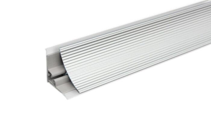 Алюминиевый плинтус Элит 2С