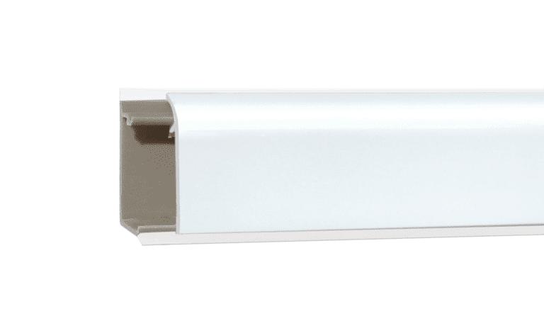 Плинтус Белый глянец (1101Г)