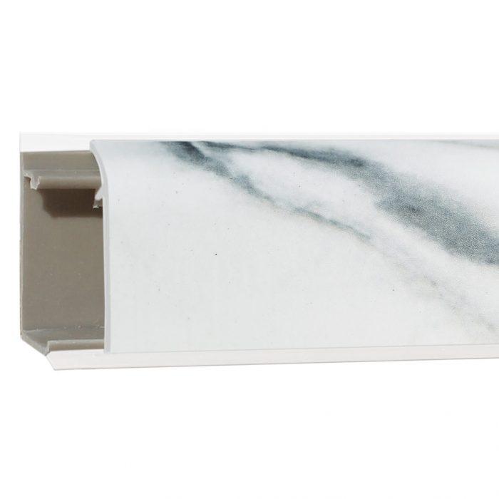 Плинтус Мрамор белый (3027)